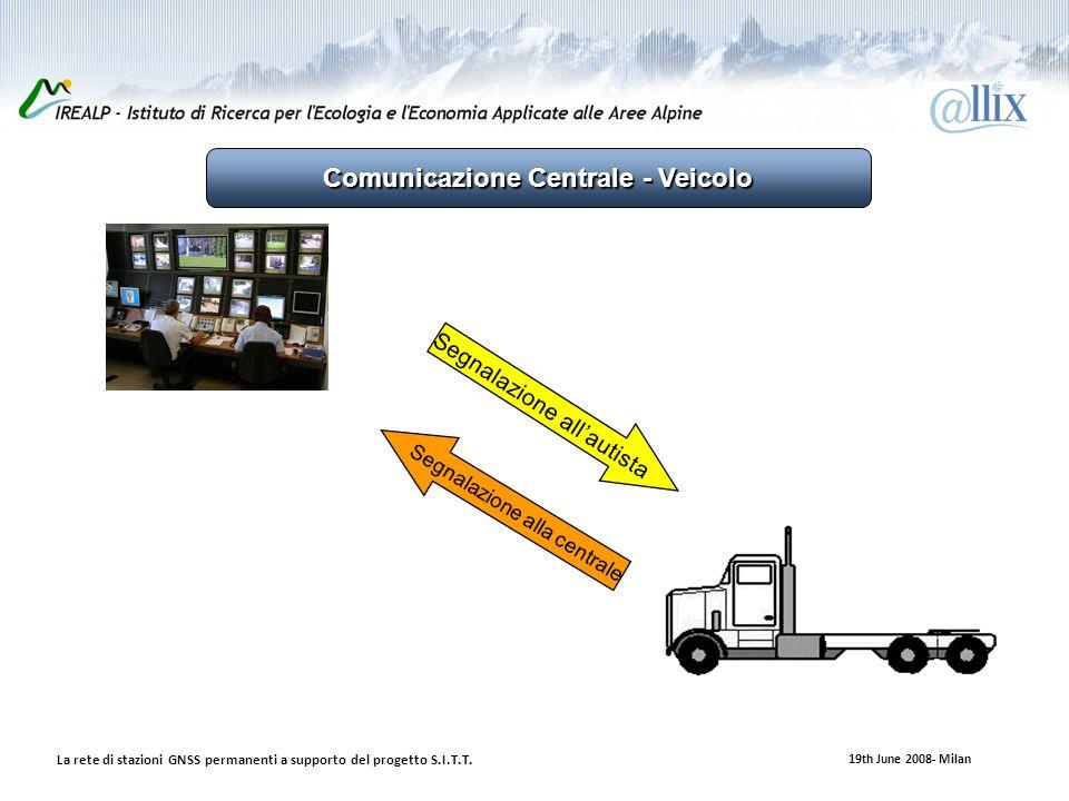 La rete di stazioni GNSS permanenti a supporto del progetto S.I.T.T.