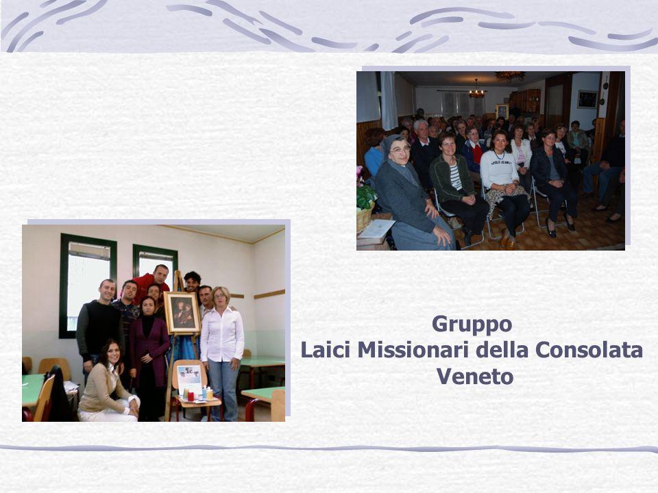 Gruppo Laici Missionari della Consolata Veneto