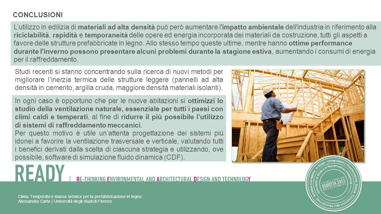 Lutilizzo in edilizia di materiali ad alta densità può però aumentare l'impatto ambientale dell'industria in riferimento alla riciclabilità, rapidità