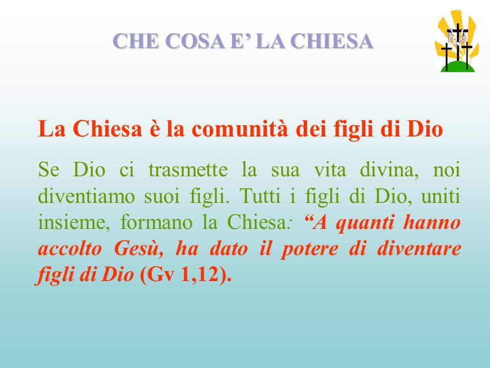 955 « L unione quindi di coloro che sono in cammino coi fratelli morti nella pace di Cristo non è minimamente spezzata, anzi, secondo la perenne fede della Chiesa, è consolidata dalla comunicazione dei beni spirituali ».