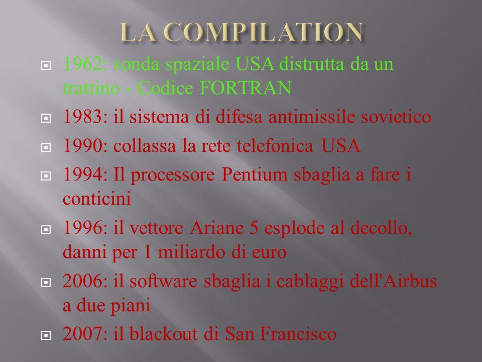 Il 4 giugno 1996 viene lanciato per la prima volta il vettore Ariane 5, punta di diamante del programma spaziale europeo.