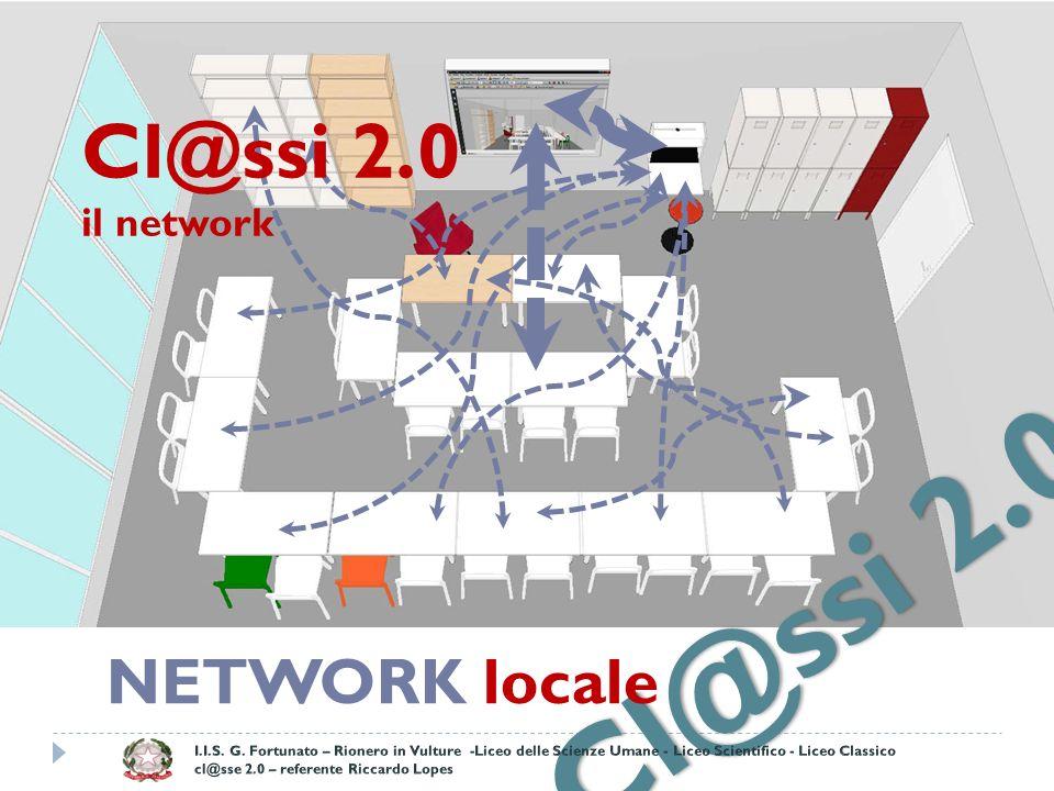 Cl@ssi 2.0 NETWORK locale Cl@ssi 2.0 il network
