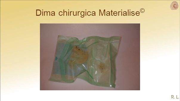 Dima chirurgica Materialise ©