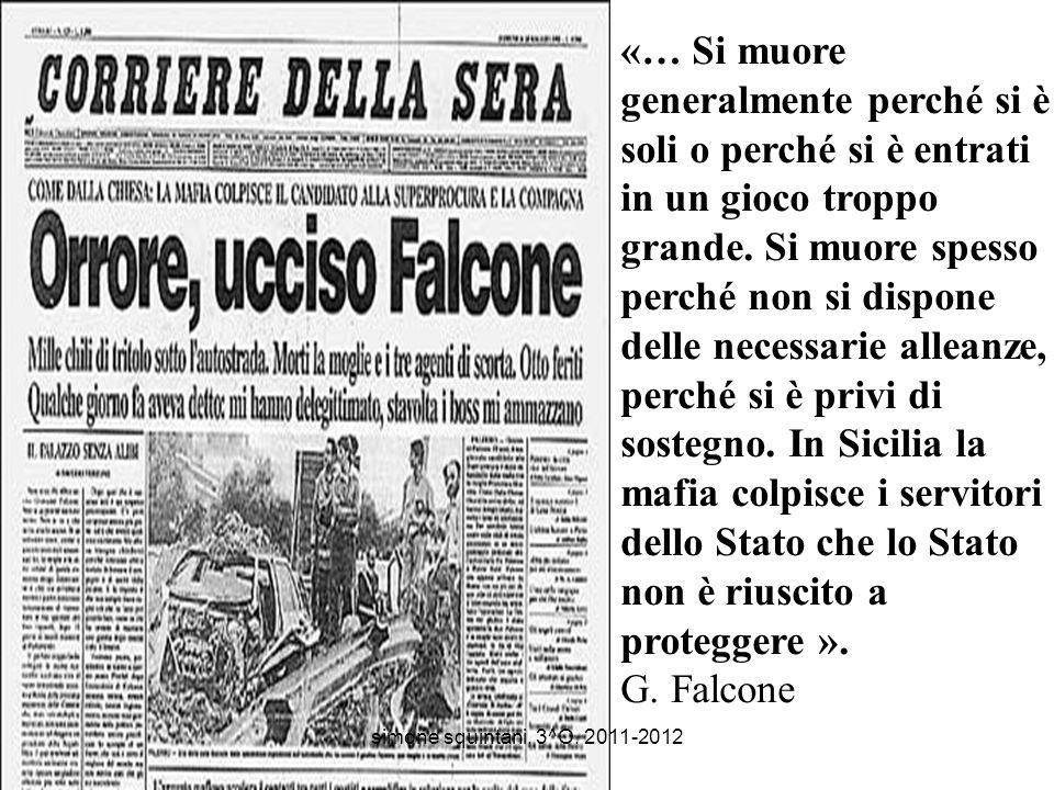 La Mafia di Totò Riina, Giovanni Brusca e Bernardo Provenzano, coperta dalle zone dombre e dagli intrecci politico-affaristici mai emersi fino in fond