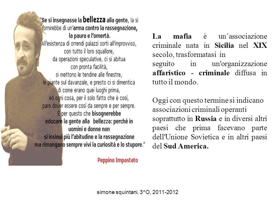 Il 23 maggio 2012 sarà il ventesimo anniversario della strage di Capaci e noi vogliamo ricordarlo, noi vogliamo sapere…perché i mafiosi avevano davvero paura di lui per ideare una strage di tale portata.