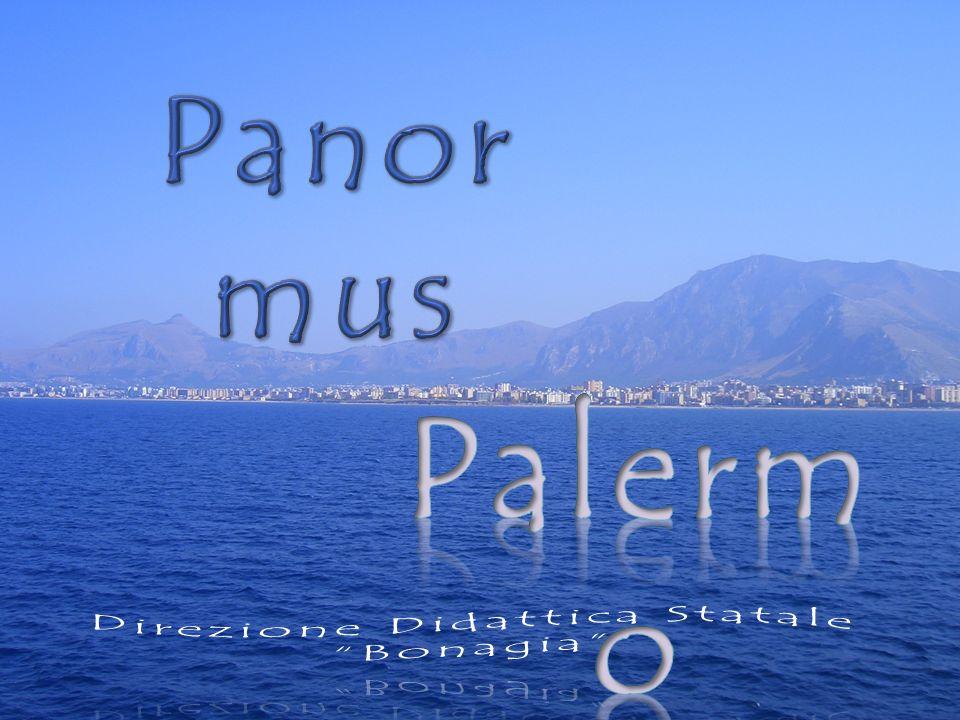 Palermo: I popoli che ne diedero il nome.I principali beni artistici.