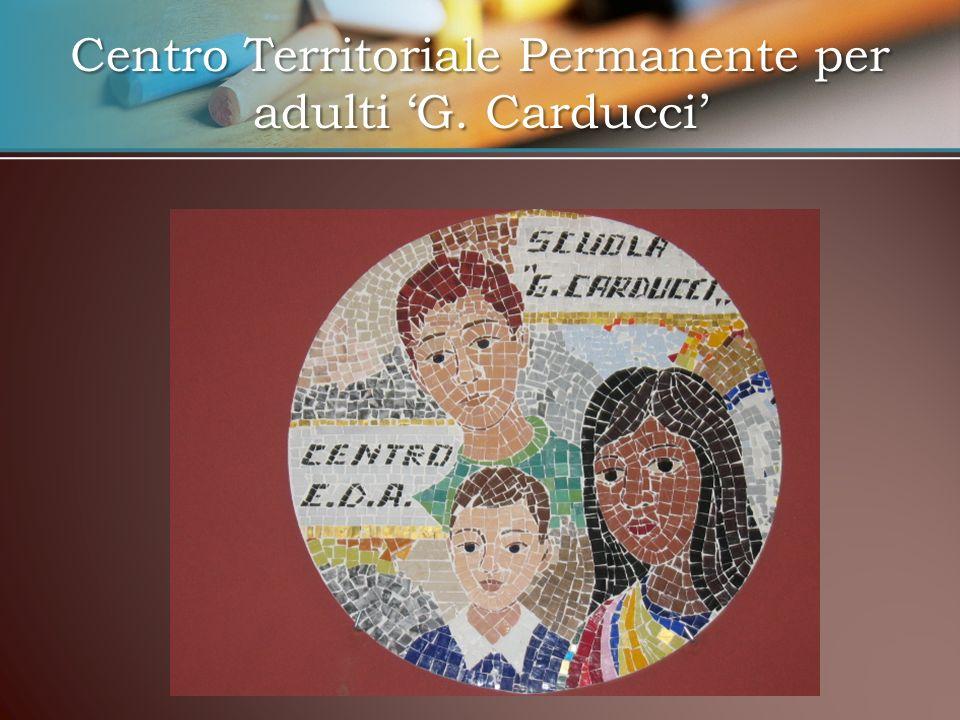Alliniziodellannoscolasticorisultano: Studenti di alfabetizzazione 94 Studenti di scuola media 45 Totale studenti della scuola di base 139 Centro Territoriale Permanente per adulti G.