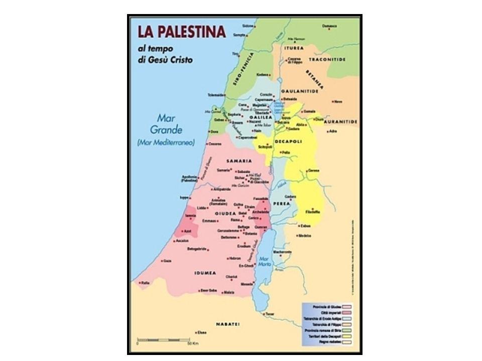 La denominazione Palestina Erodoto (484 a.e.v.