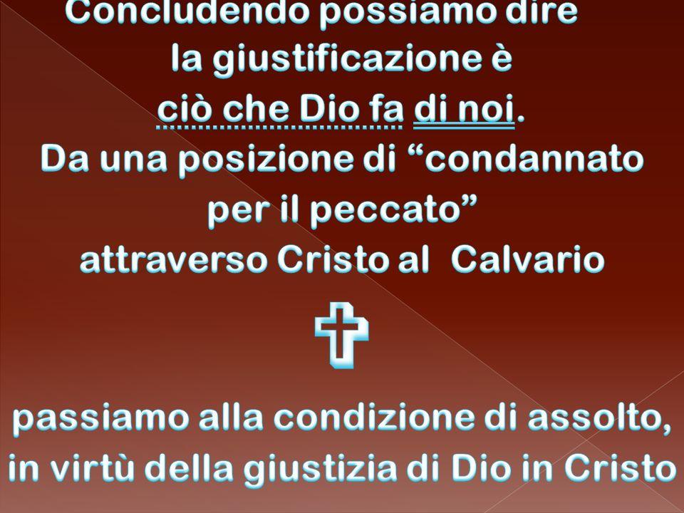 il divenire figli di Dio Gl.3:25,26 ladempimento delle promesse Eb.6:11,12; la certezza della vita eterna Tt.3:7; la pace con Dio Ro.5:1; Cl.1:20; la