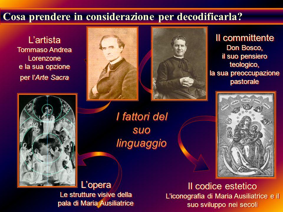 Cosa prendere in considerazione per decodificarla? Lartista Tommaso Andrea Lorenzone e la sua opzione per lArte Sacra Lartista Tommaso Andrea Lorenzon