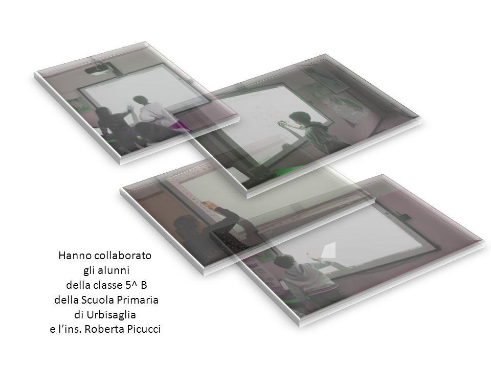 Hanno collaborato gli alunni della classe 5^ B della Scuola Primaria di Urbisaglia e lins. Roberta Picucci