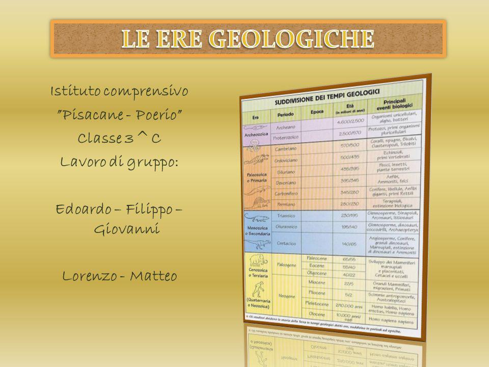 Istituto comprensivo Pisacane - Poerio Classe 3^C Lavoro di gruppo: Edoardo – Filippo – Giovanni Lorenzo - Matteo