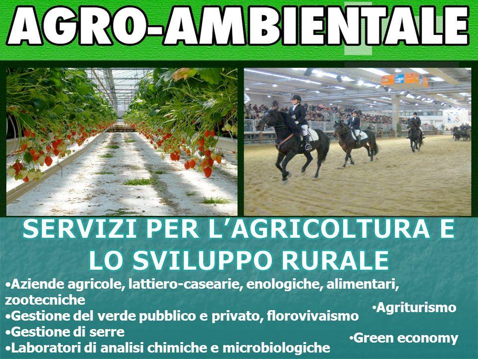 Agriturismo Green economy
