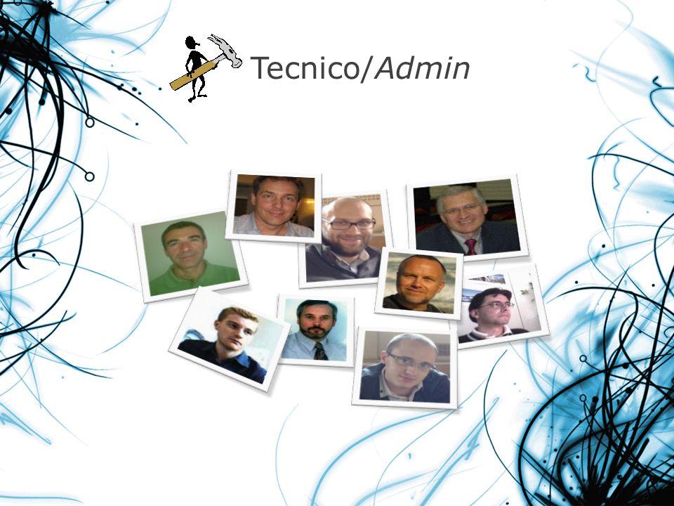 Tecnico/Admin