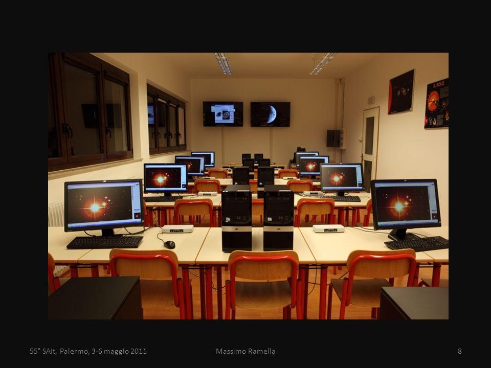 55° SAIt, Palermo, 3-6 maggio 20119Massimo Ramella