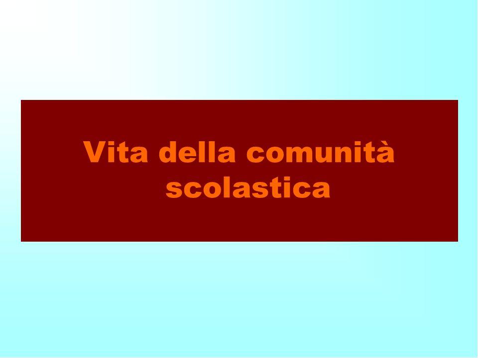 La scuola è una comunità di dialogo, di ricerca, di esperienza sociale, informata ai valori democratici e volta alla crescita della persona in tutte le sue dimensioni.
