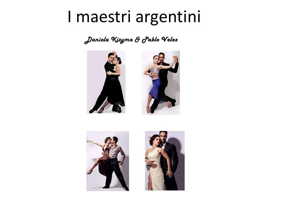 I maestri argentini