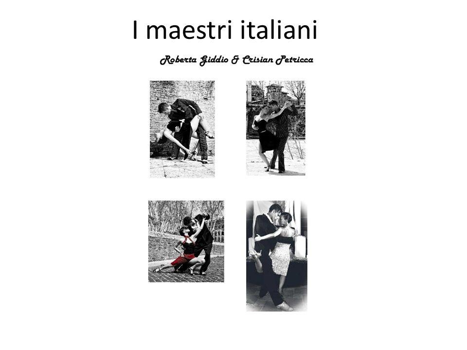 I maestri italiani