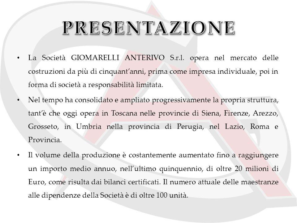 EDILIZIA CIVILE E INDUSTRIALE CANTINA ANGELO GAJA Livorno (LI)
