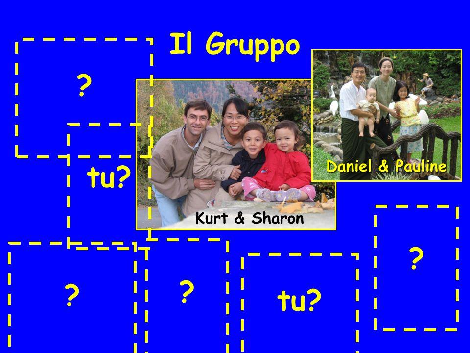 Il Gruppo tu Kurt & Sharon Daniel & Pauline