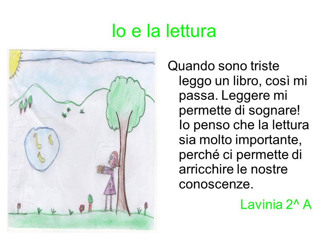 Leggere è un sogno Per me leggere è come un sogno.