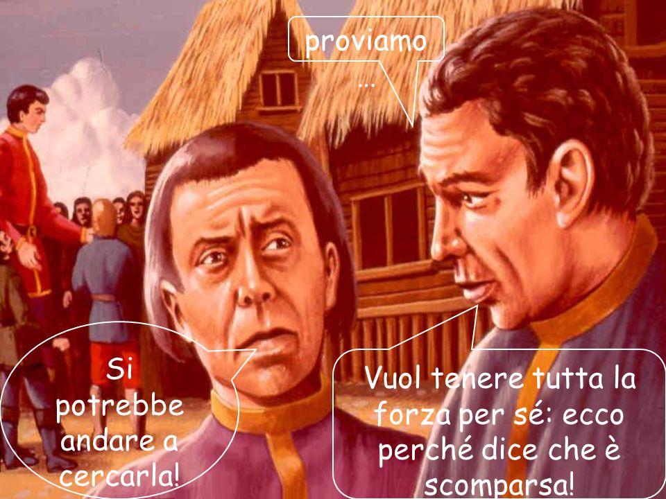 02/03/201428 Poi tutti gli furono intorno e Fiodor dovette raccontare la storia della fonte, aggiungendo che purtroppo essa sgorga una sola volta ogni cent anni e poi scompare appena uno vi ha bevuto.