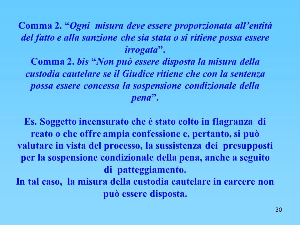 30 Comma 2.
