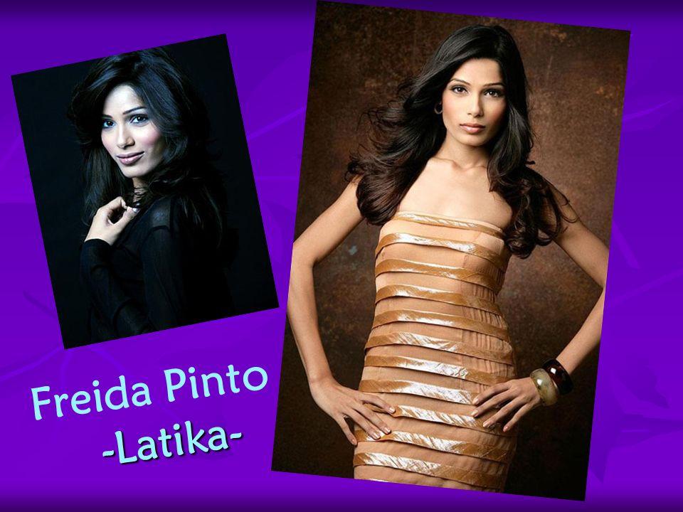 Freida Pinto -Latika- -Latika-