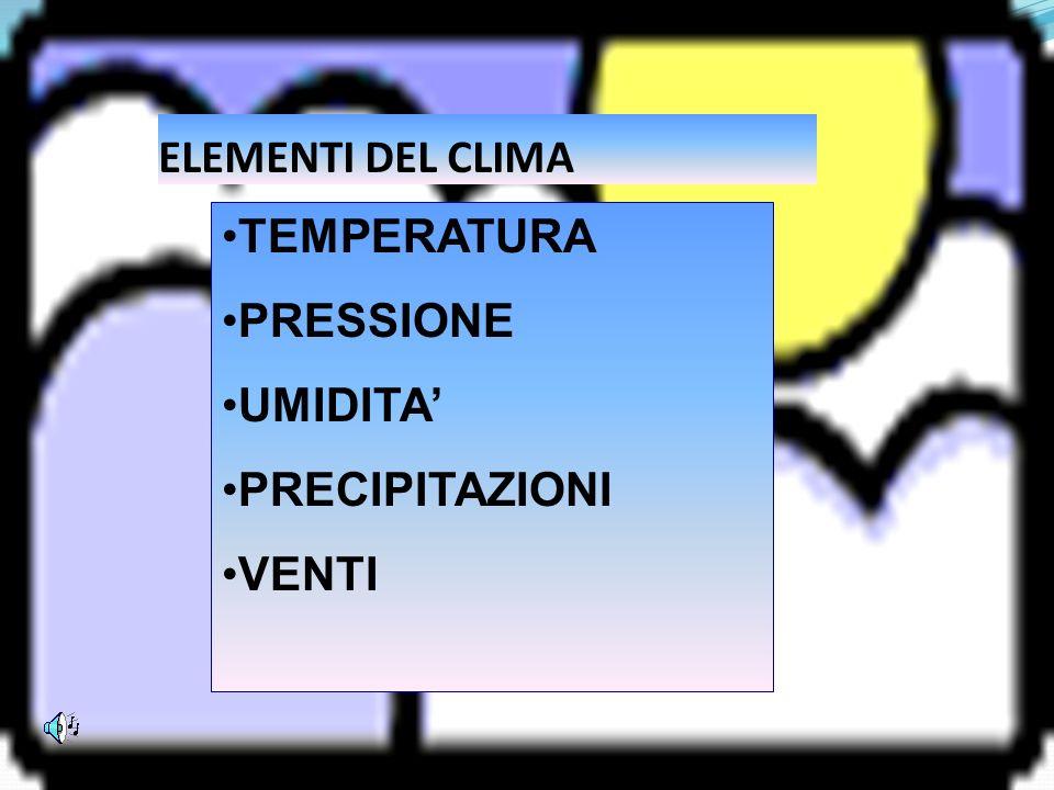 ZONE CLIMATICHE DELLA TERRA CIRCOLO POLARE ARTICO ZONA FREDDA TROPICO DEL CANCRO ZONA TEMPERATA EQUATORE ZONA TORRIDA TROPICO DEL CAPRICORNO ZONA TEMP