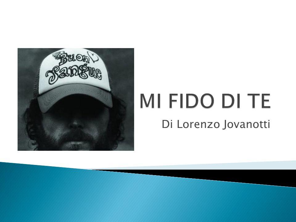 Di Lorenzo Jovanotti