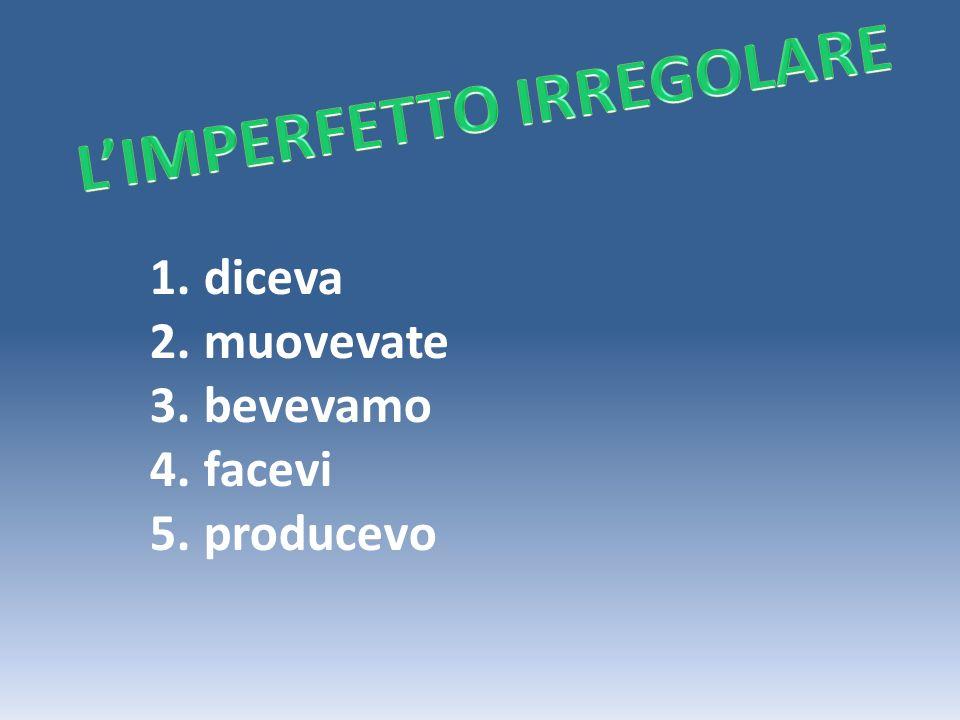 È usato: Per esprimere un passato lontano Quando si scrive in uno stile letterario nellItaliano moderno, sopratutto nella lingua scritta