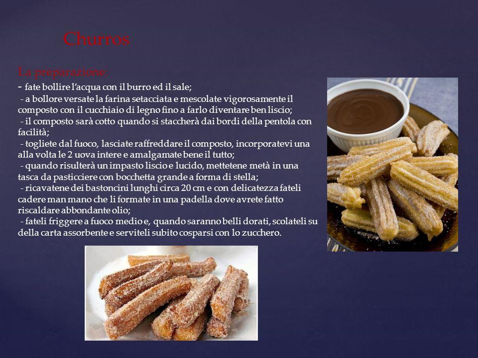 Crema catalana La preparazione: Versate in una tazza un po di panna e fate sciogliere la maizena.