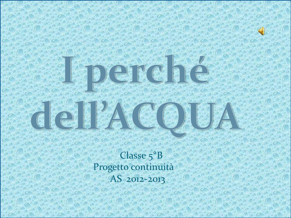 Classe 5°B Progetto continuità AS 2012-2013