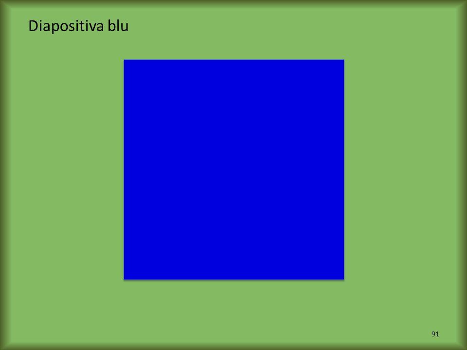 Diapositiva blu 91