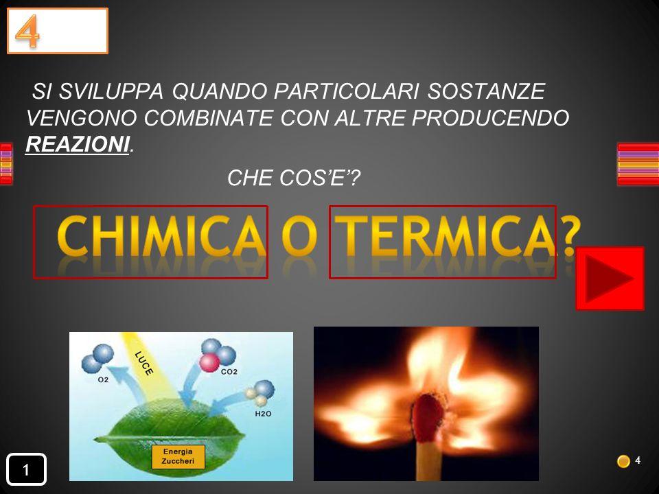 3 PUOI DIRE QUALE FORMA DI ENERGIA E NASCOSTA SOTTO IL RETTANGOLINO ROSSO, GIALLO E BLU .