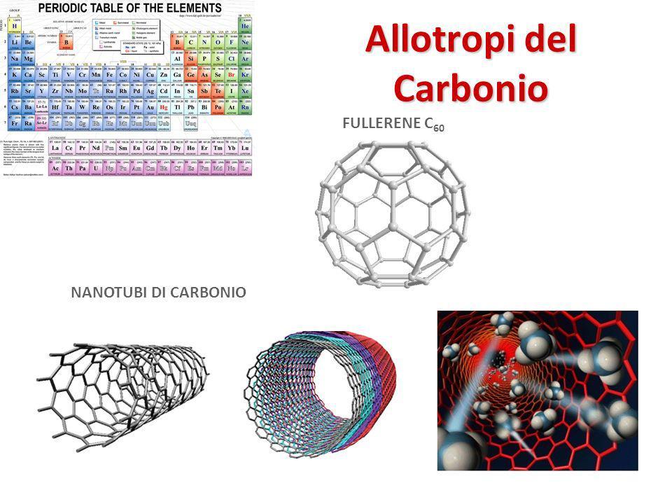 NANOTUBI DI CARBONIO FULLERENE C 60