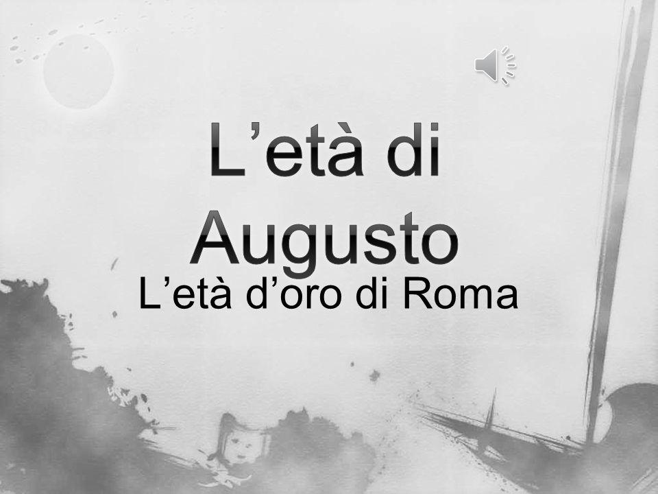 Letà doro di Roma