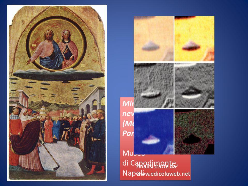 Miracolo della neve (Masolino da Panicale, 1429) Museo di Capodimonte, Napoli Miracolo della neve (Masolino da Panicale, 1429) Museo di Capodimonte, N