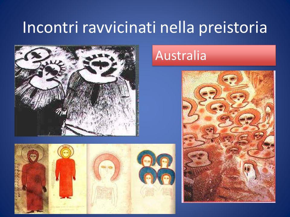 Incontri ravvicinati nella preistoria Australia