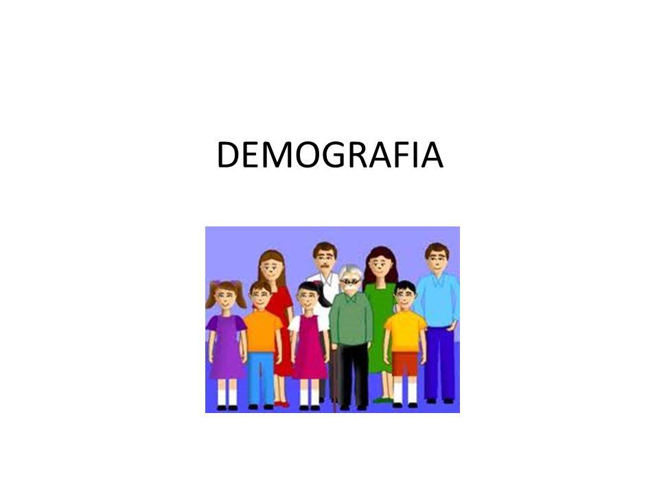 DEMOGRAFIA.