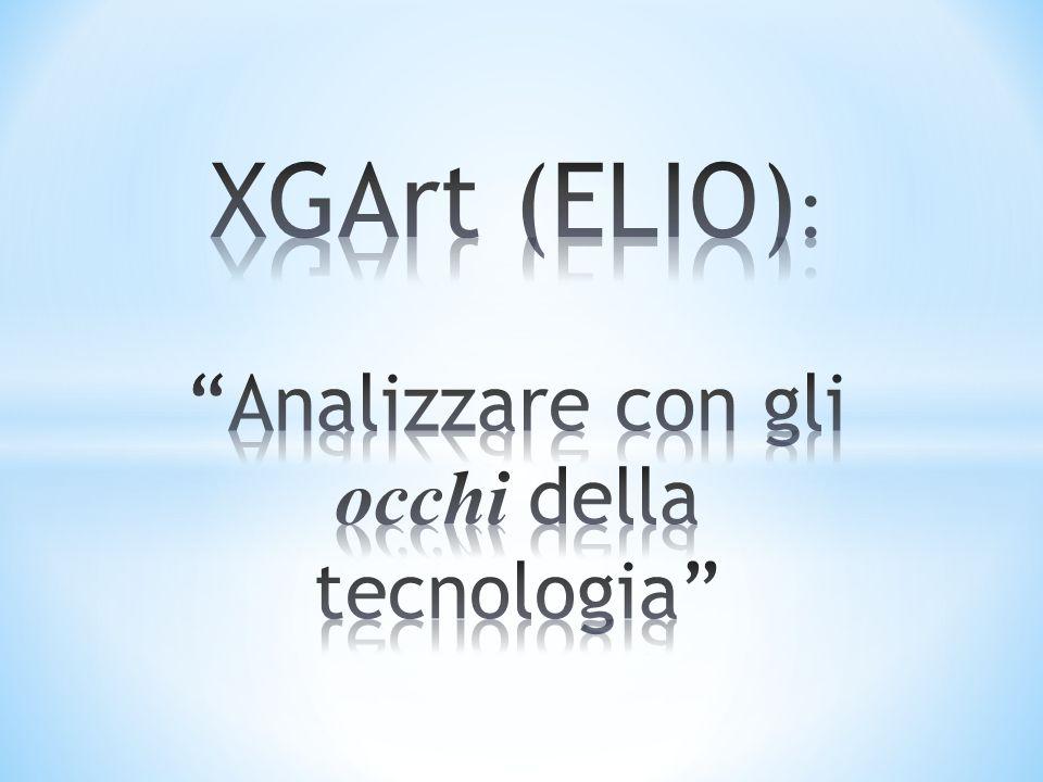 Il nome XGArt ha preso il nome dai creatori del dispositivo, il cui scopo principale è quello di analizzare le opere darte.