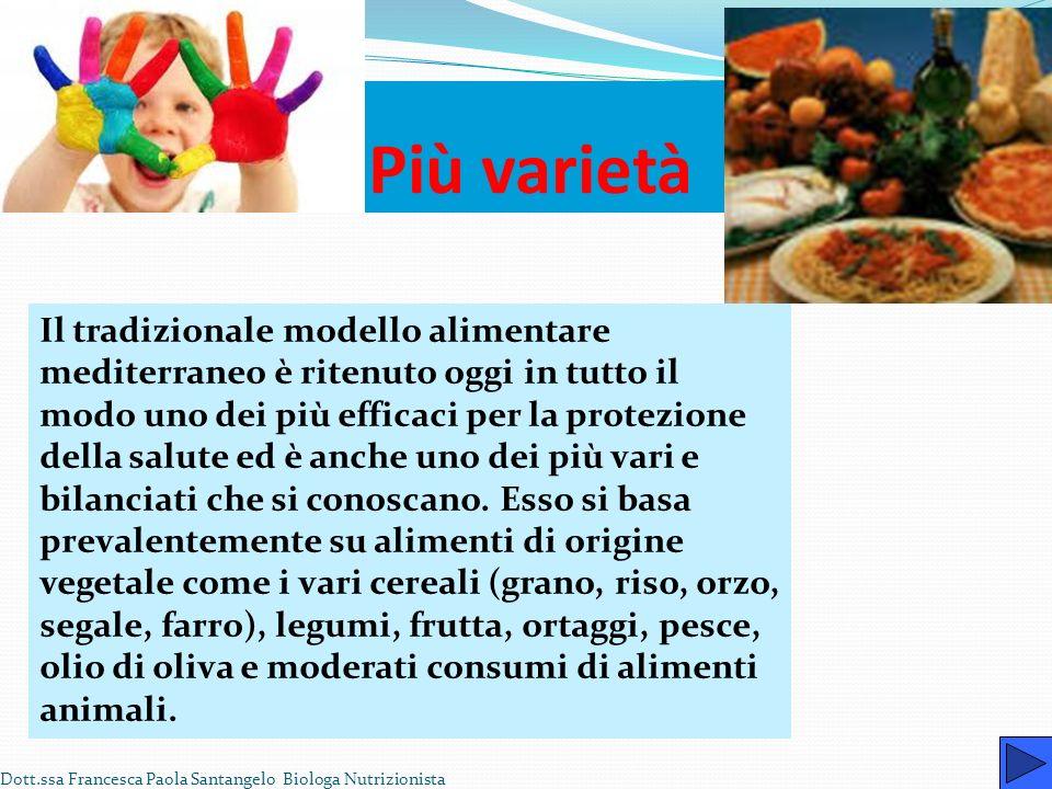 Una vita meno sedentaria Dott.ssa Francesca Paola Santangelo Biologa Nutrizionista Possiamo definire a rischio per la salute un comportamento o uno st