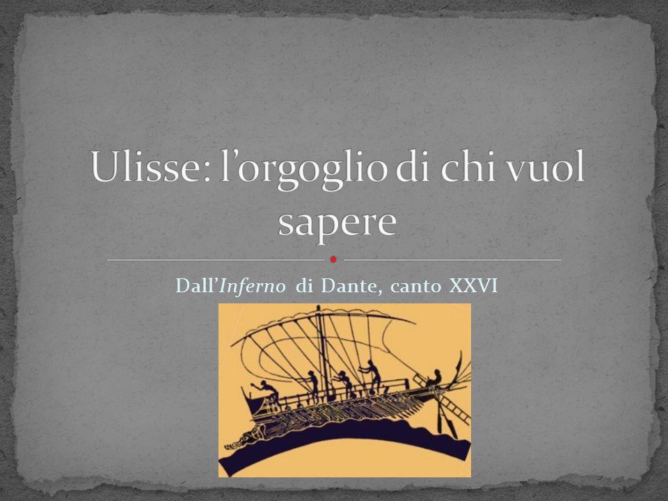 DallInferno di Dante, canto XXVI