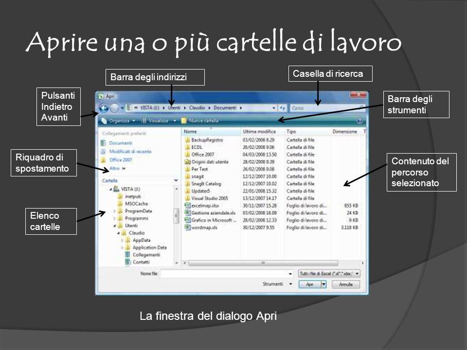 Inserire dati in modo automatico In Excel è possibile utilizzare l opzione Riempimento automatico per generare una serie standard di etichette in un foglio di lavoro.