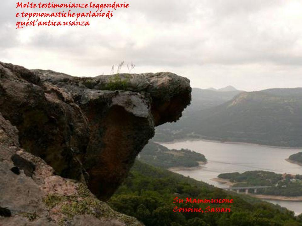 nelle civiltà tradizionali Michela Zucca Servizi Culturali Molte testimonianze leggendarie e toponomastiche parlano di questantica usanza Su Mammuscon