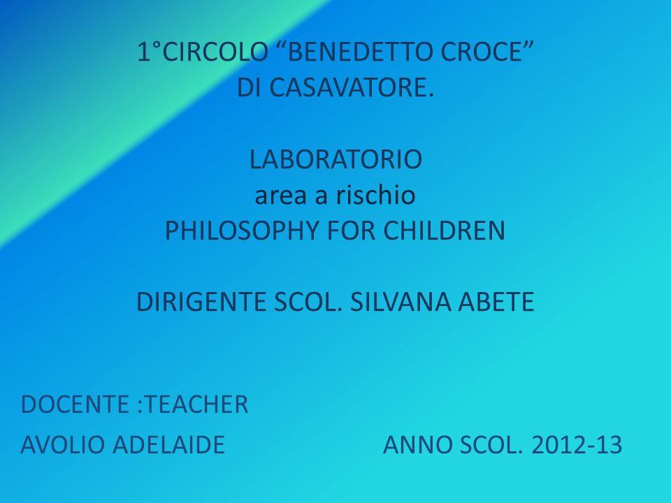 XIII sessione Cap.IV Elfie argomento di discussione: la scuola.