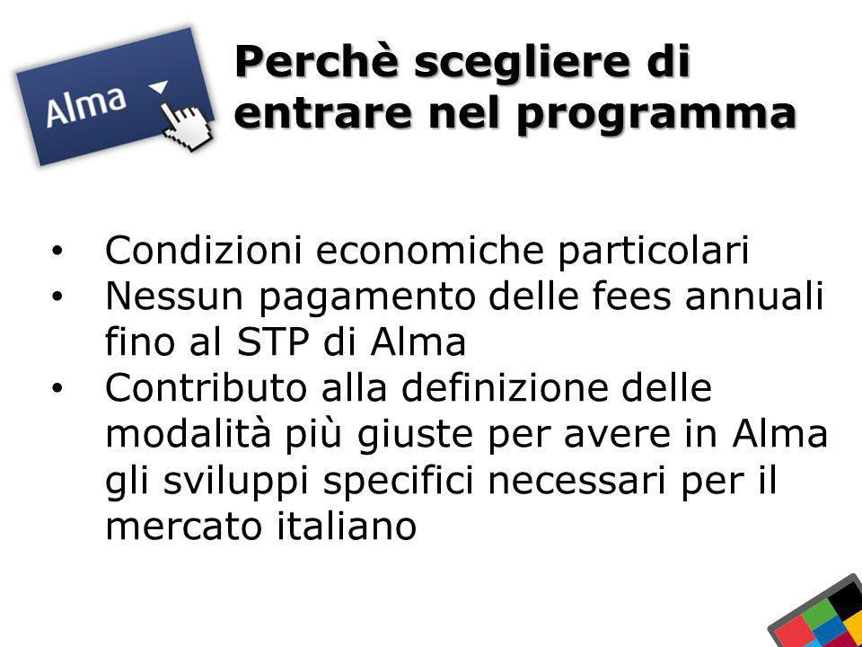 28 Ex Libris Ltd., 2012 - Internal and Confidential In Italia Condizioni economiche particolari Nessun pagamento delle fees annuali fino al STP di Alm