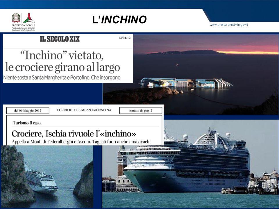 www.protezionecivile.gov.it LINCHINO