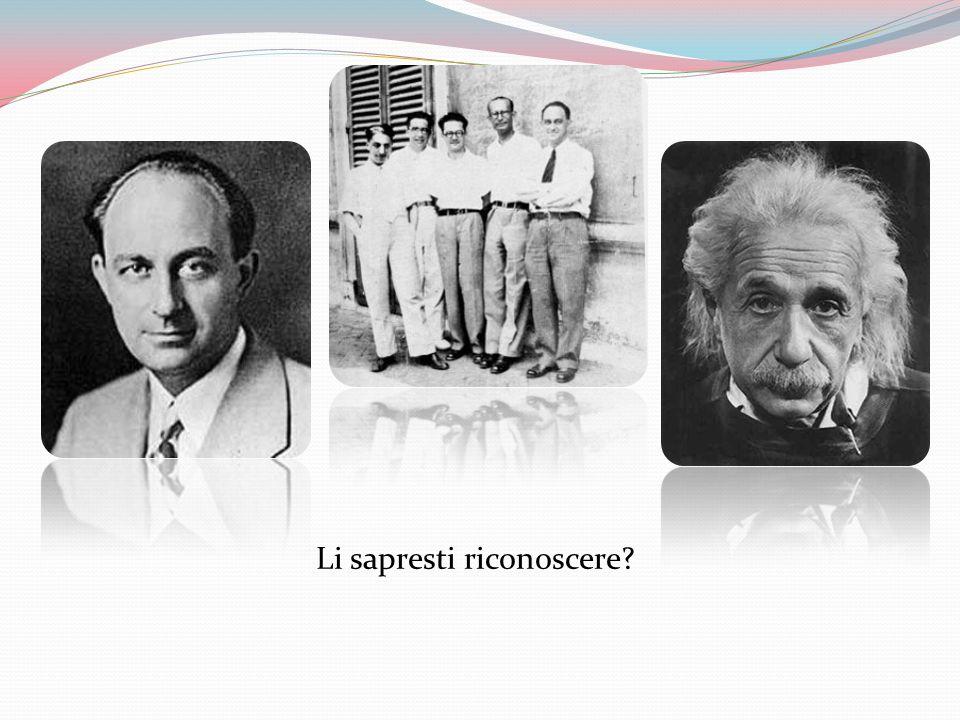 Li sapresti riconoscere?