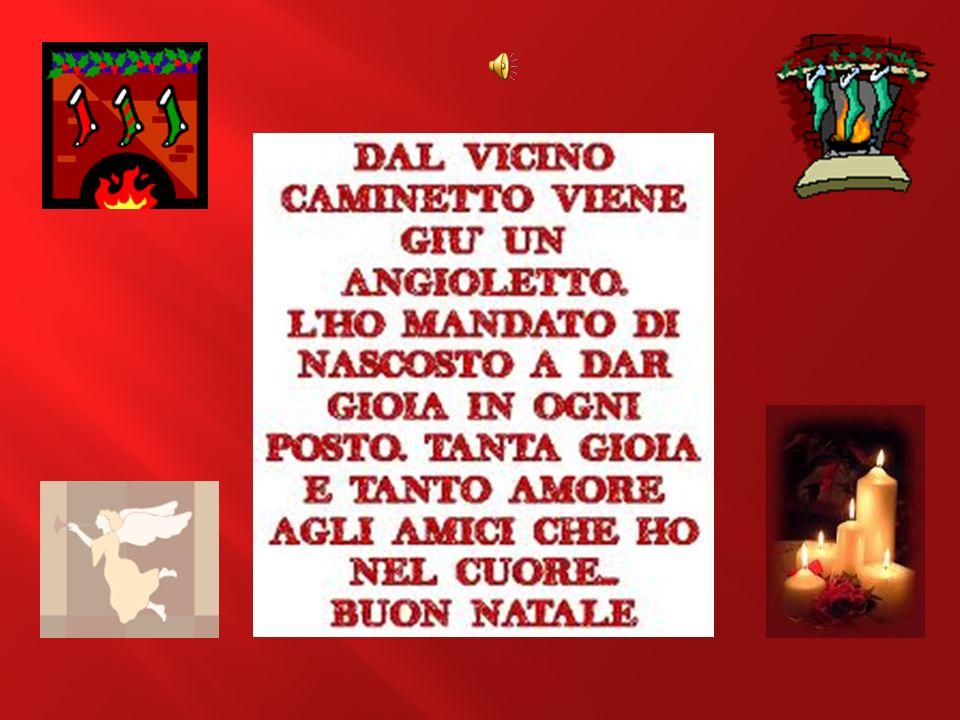 Da quando mi sono trasferita in Italia, ogni anno il 25 Dicembre ci riuniamo tutta la famiglia a casa di mia zia, per passare il Natale tutti insieme.